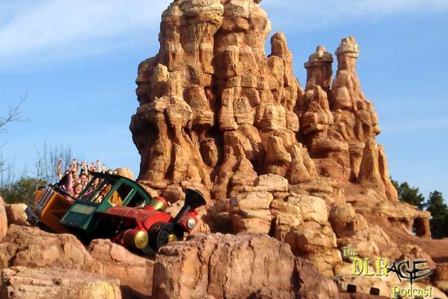 Big Thunder Disneyland 01